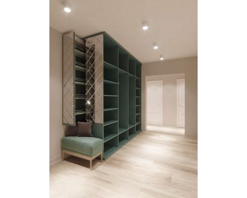 Мебель для прихожей на заказ М-10