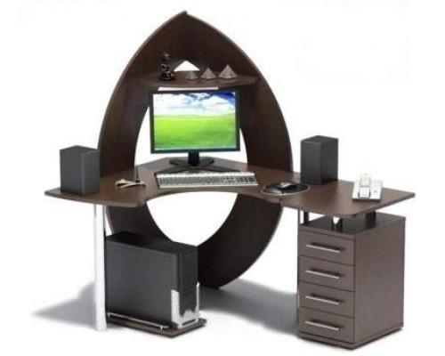 Компьютерный стол «Бумеранг» M-49