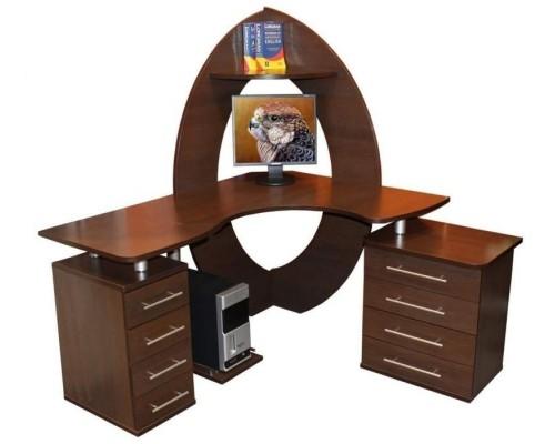 Компьютерный стол «Бумеранг» M-50