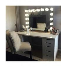 Туалетный столик с зеркалом М 7