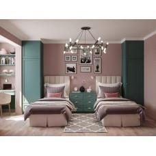 Мебель в неоклассическом стиле для спальни М-2