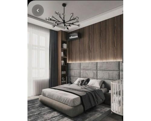 Mobila dormitor in stil high-tech M-4