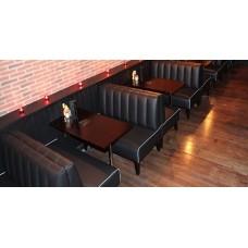 Диваны для ресторанов, кафе и баров М-2