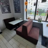 Мягкая мебель для кафе, баров и салона красоты М-7