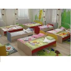Кровать для детских садов на заказ М-12