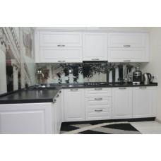 Bucătărie alb-negru la comandă Model M-18