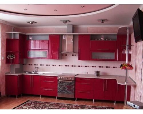 Кухня угловая , фасады МДФ Модель M- 51