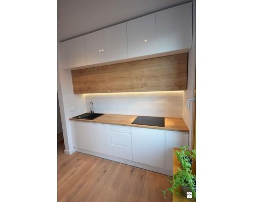 Маленькая кухня МДФ под заказ Модель-38
