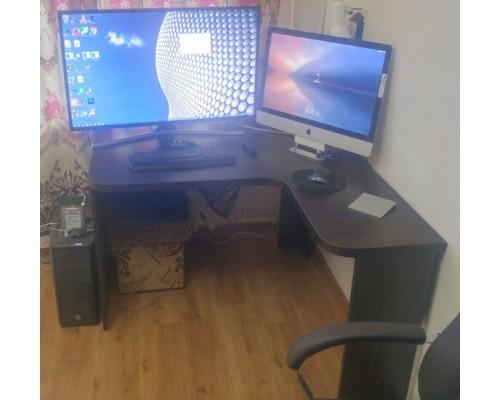 Стол компьютерный угловой М-55