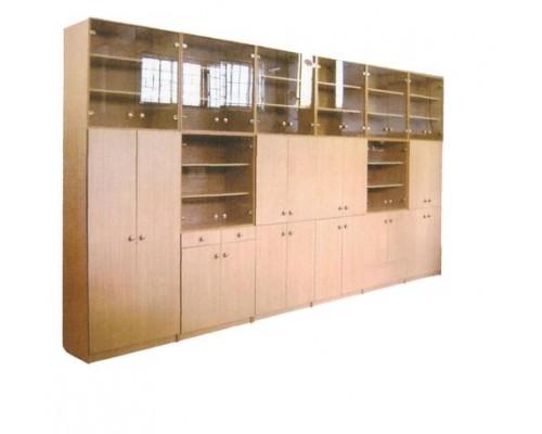 Шкаф для книг М-9