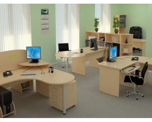 Офисная мебель на заказ М-04