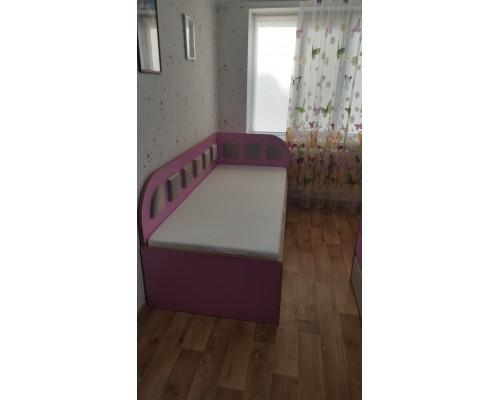 Кровать М-1