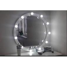 Зеркало c освещением М-11