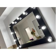 Зеркало c освещением М-6