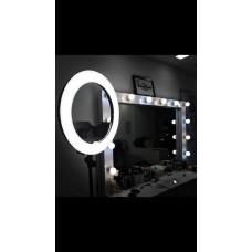 Зеркало c освещением М-7