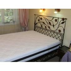Кованая кровать Акура М-20