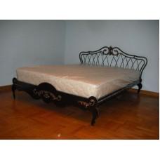 Кованая кровать Атлетико М-13
