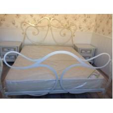 Кованая кровать Бавария М-06
