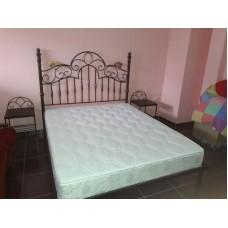 Кованая кровать Граф М-07
