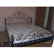Кованая кровать Конфот М-08