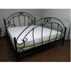 Кованая кровать Сириус М-21