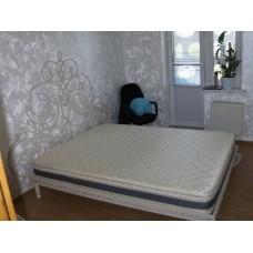 Кованая кровать Соверато М-10