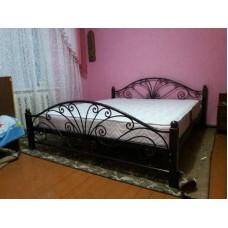 Кованая кровать Студент М-15