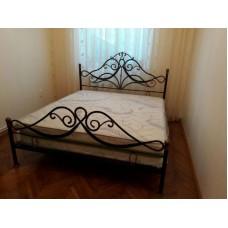Кованая кровать Вулкан М-18