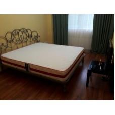 Кровать кованая М-02