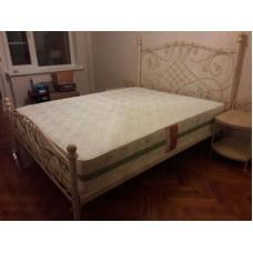 Кровать кованая практик М-04